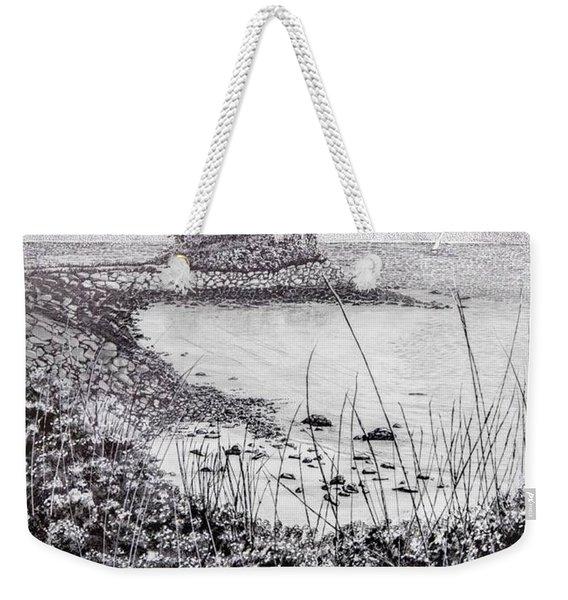 The Knob Weekender Tote Bag