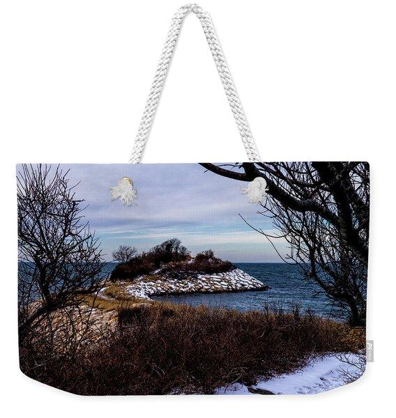 The Knob January 2016 Weekender Tote Bag
