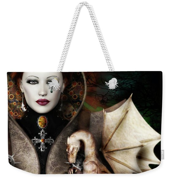The Last Dragon Weekender Tote Bag