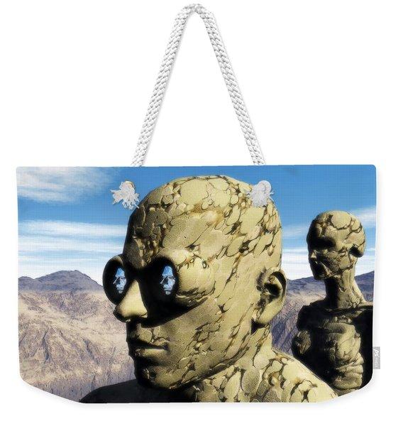The Last Elementals Awaiting Their Doom Weekender Tote Bag