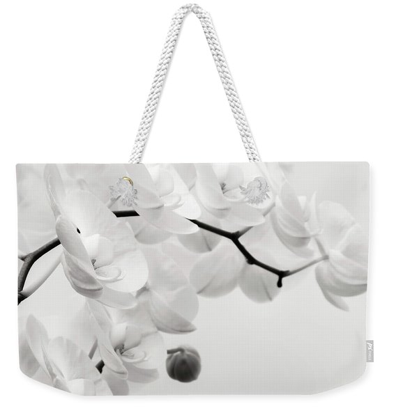 The Last Orchid Weekender Tote Bag