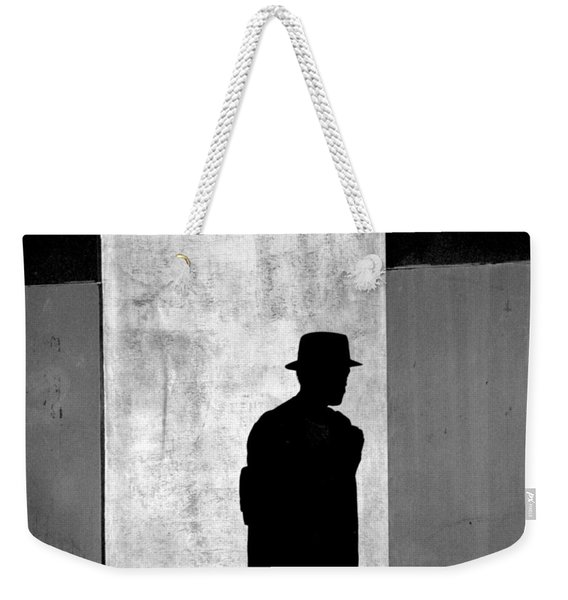 The Last Time I Saw Joe Weekender Tote Bag