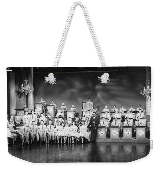 The Lawrence Welk Show Weekender Tote Bag