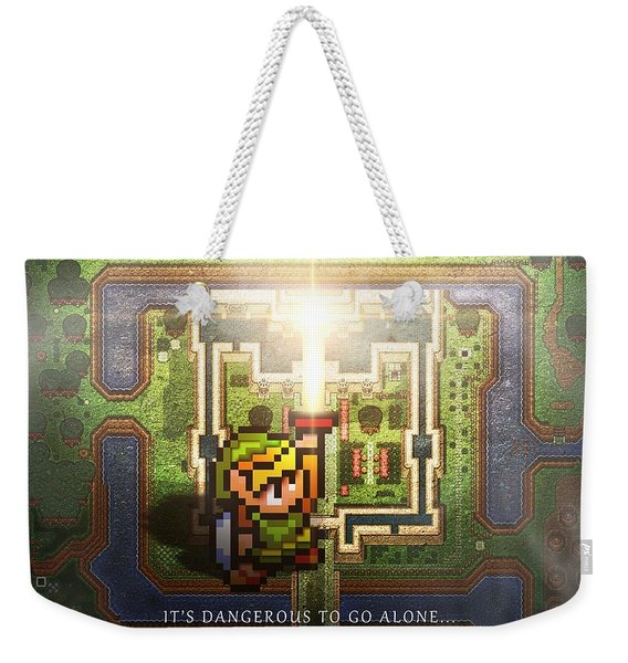 The Legend Of Zelda A Link To The Past Weekender Tote Bag