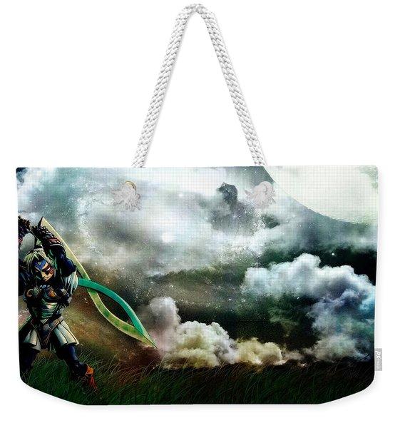 The Legend Of Zelda Majora's Mask Weekender Tote Bag