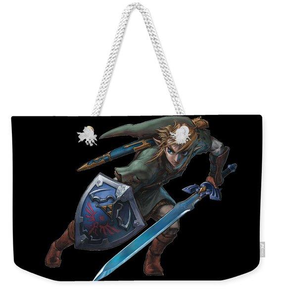 The Legend Of Zelda Twilight Princess Weekender Tote Bag
