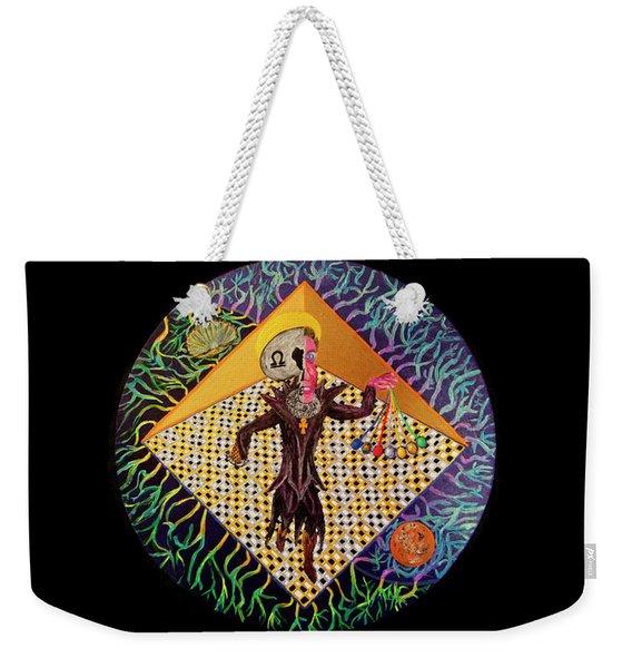 The Light Himself Weekender Tote Bag