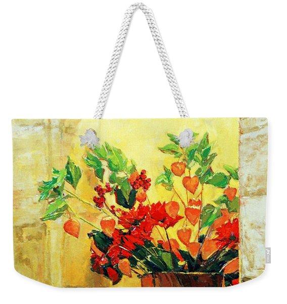 The Light Weekender Tote Bag