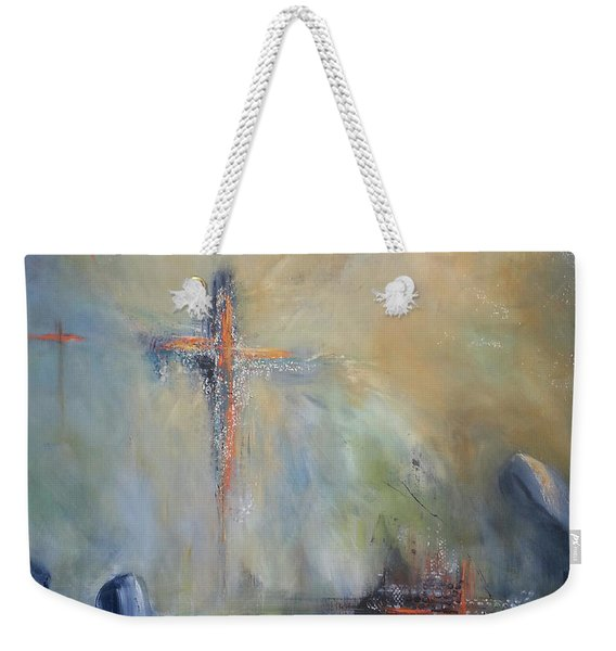The Light Of Christ Weekender Tote Bag