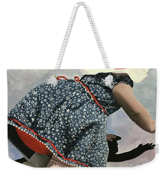 The Little Explorer Weekender Tote Bag