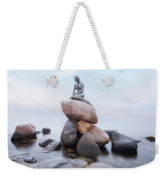 The Little Mermaid - Copenhagen Weekender Tote Bag