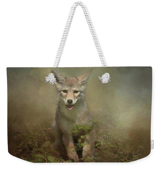 The Littlest Pack Member Weekender Tote Bag