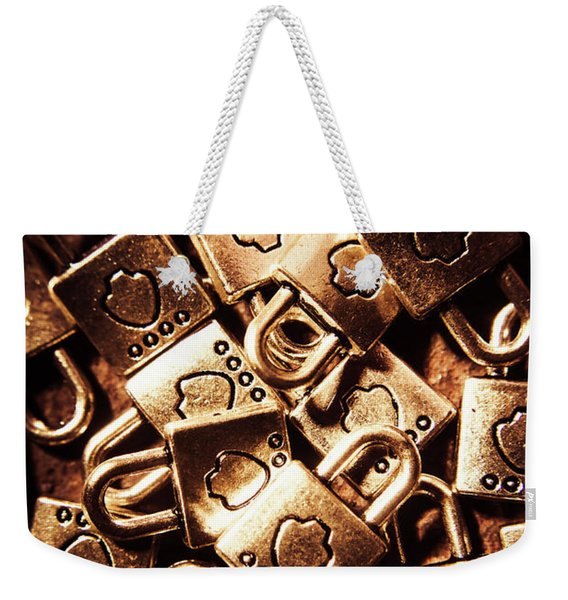 The Lockery Weekender Tote Bag