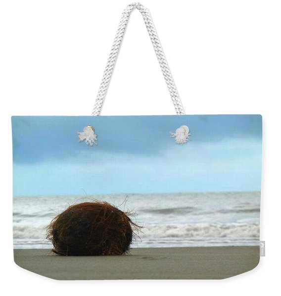 The Lonely Coconut Weekender Tote Bag