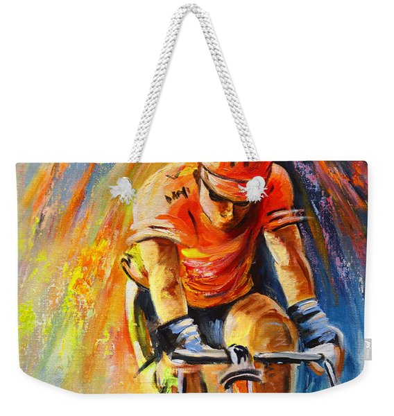 The Lonesome Rider Weekender Tote Bag