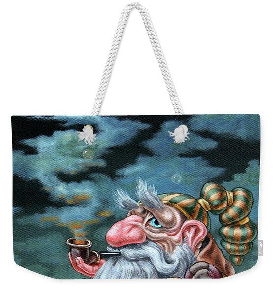The Long A Smoking Break Weekender Tote Bag