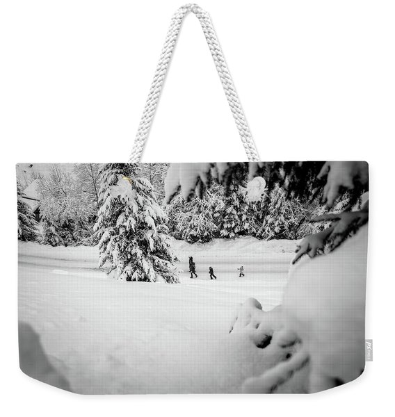 The Long Walk- Weekender Tote Bag