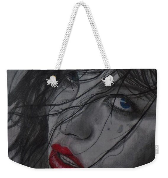 The Look Weekender Tote Bag