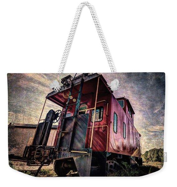 The Loose Caboose Weekender Tote Bag