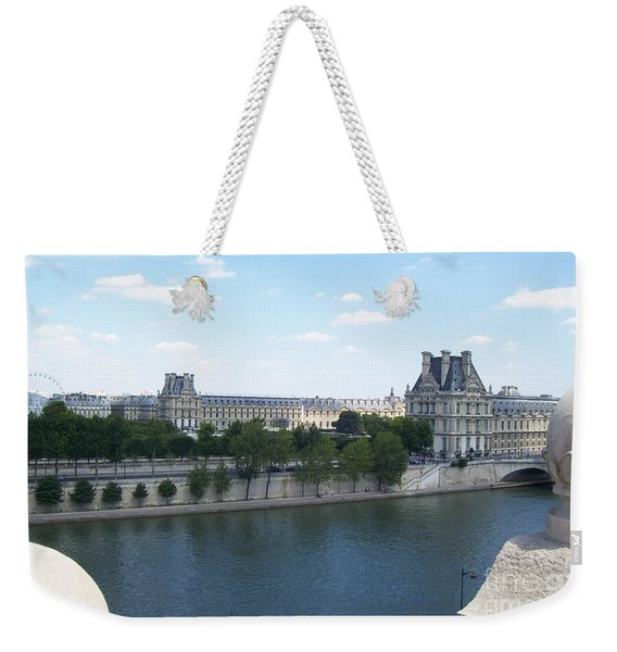 The Louvre Weekender Tote Bag