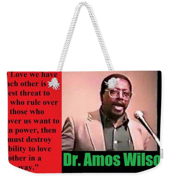 The Love We Have Weekender Tote Bag