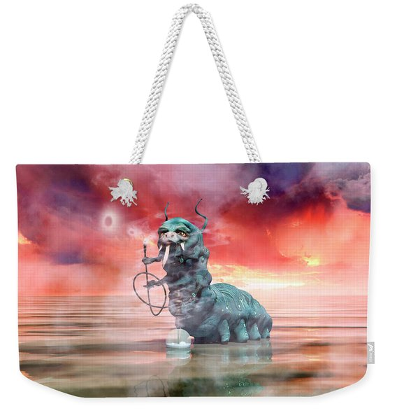 The Madness Of It All Weekender Tote Bag
