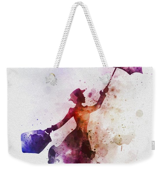 The Magical Nanny Weekender Tote Bag
