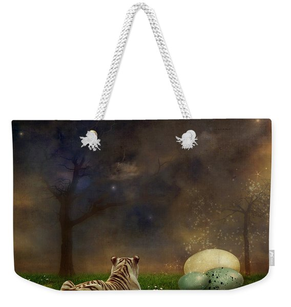 The Magical Of Life Weekender Tote Bag