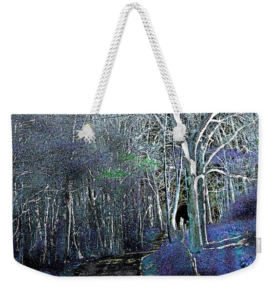 The Magical Woods Weekender Tote Bag