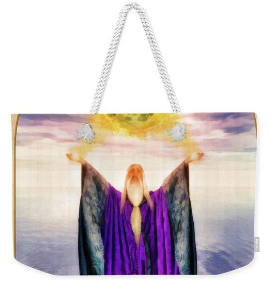 The Magician Weekender Tote Bag