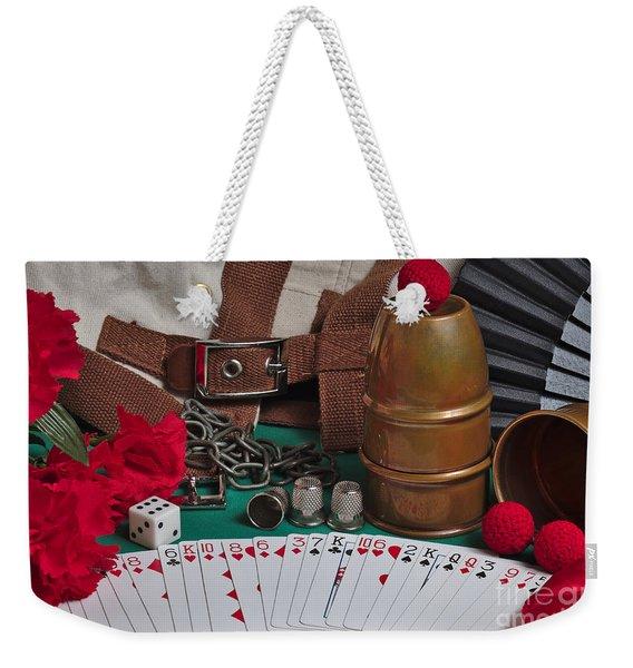 The Magician's Retreat Weekender Tote Bag