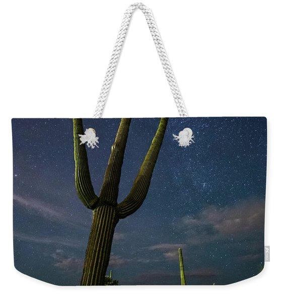 The Magnificent Weekender Tote Bag