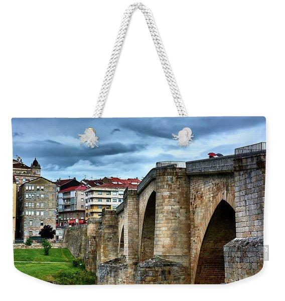 The Majestic Ponte Vella Weekender Tote Bag