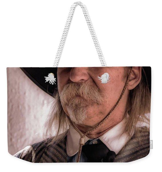 The Marshal Weekender Tote Bag