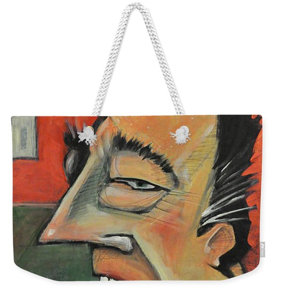 The Master Thespian Weekender Tote Bag