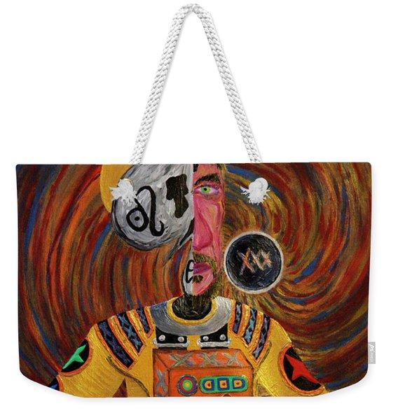 The Mastermind Weekender Tote Bag