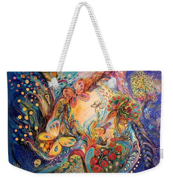 The Melancholy For Chagall Weekender Tote Bag