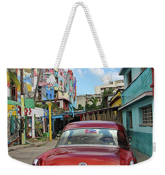 The Mercury Weekender Tote Bag