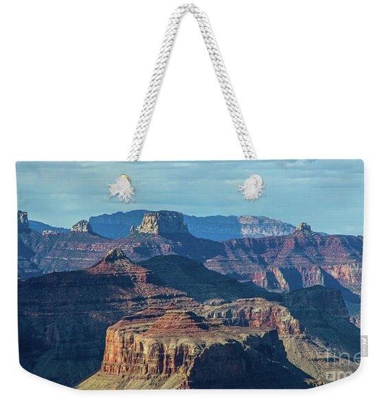 The Mesas Weekender Tote Bag