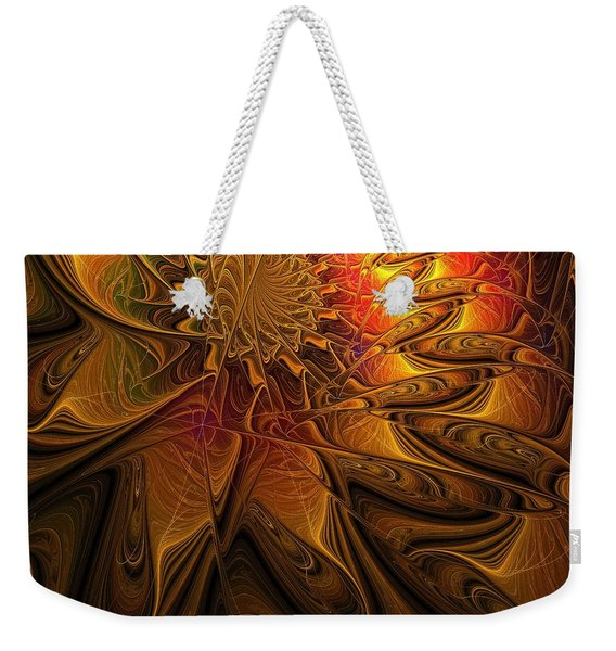 The Midas Touch Weekender Tote Bag