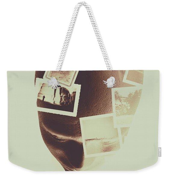 The Mind Manifesto Weekender Tote Bag