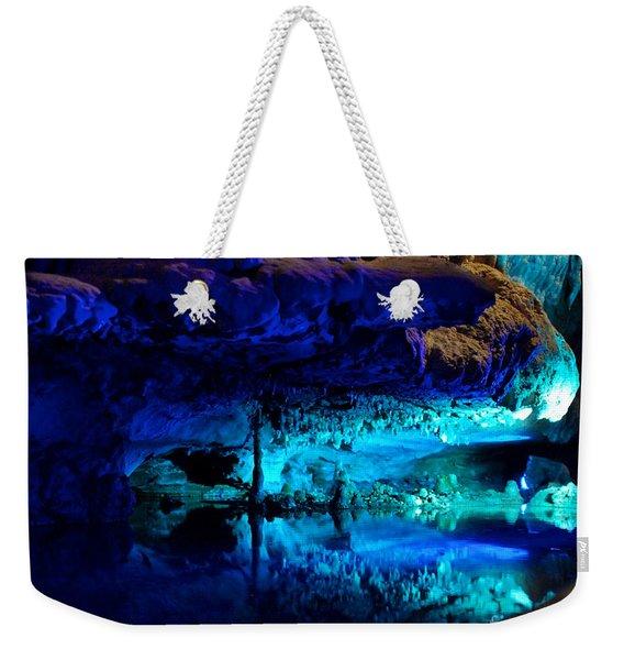 The Mirror Pool Weekender Tote Bag