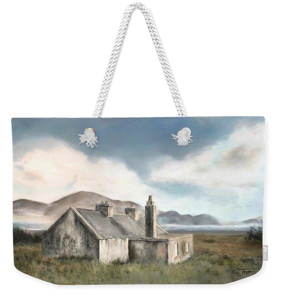 The Mist Of Moorland Weekender Tote Bag
