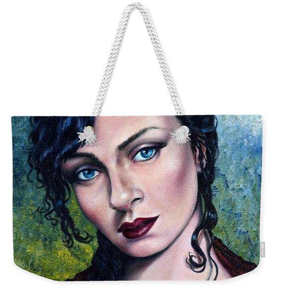 The Mistress Weekender Tote Bag