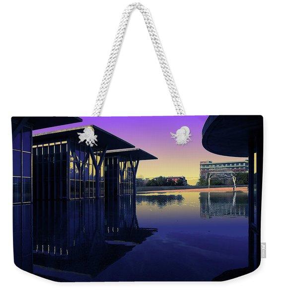 The Modern, Fort Worth, Tx Weekender Tote Bag
