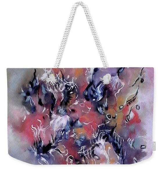 The Modular Intensity Weekender Tote Bag