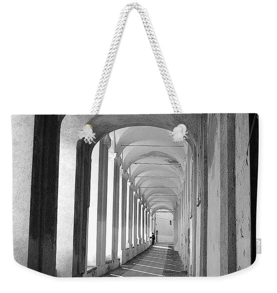 The Monastery Within Weekender Tote Bag