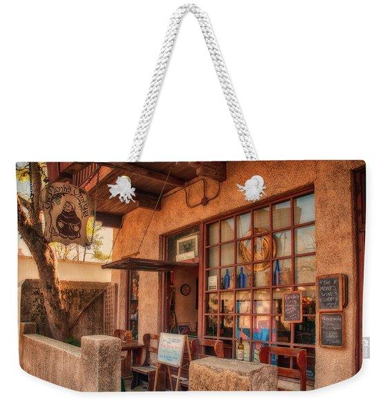 The Monk's Vineyard Weekender Tote Bag