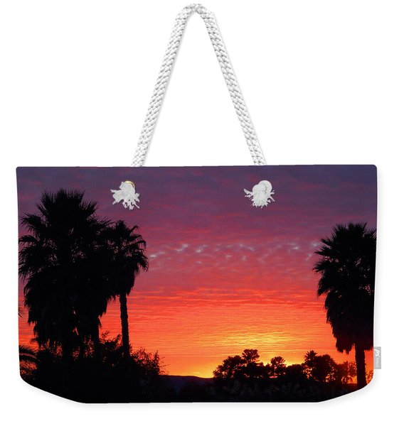 The Moody Views Weekender Tote Bag