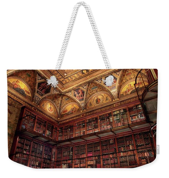 The Morgan Library Weekender Tote Bag